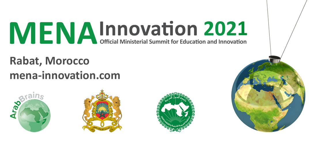 Mena Innovation 2021 Official Ministerial Summit For Innovation And Education